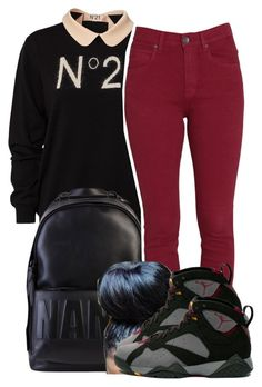 """""""Untitled #1607"""" by ayline-somindless4rayray ❤ liked on Polyvore featuring mode, N°21, 3.1 Phillip Lim et Dr. Denim"""