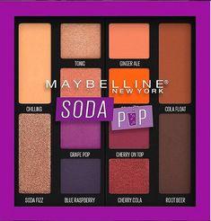 Maybelline Soda Pop Eyeshadow Palette Up Next