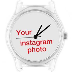 Gutschein Armbanduhr InstaWatch, 29,90€, jetzt auf Fab.