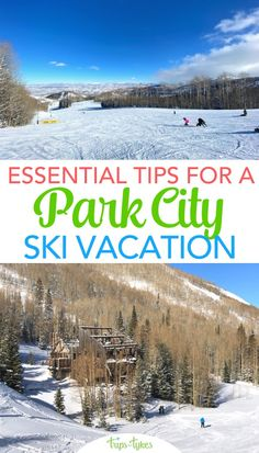 Essential tips for skiing and riding Park City Mountain Resort (now including the Canyons) in Utah. Find out what to do, where to stay, and get all the details to make your ski trip hassle free. Park City Utah Skiing, Park City Ski Resort, Ski Park, Park City Mountain, Colorado City, Mountain Resort, Salt Lake City Airport, Salt Lake City Utah, Utah Ski Resorts