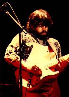 Lowell George: Known mostly for his work with Little Feat, George was a tremendous slide player!..