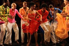 Havana Nights - I wold love to see some guys dressed like this! LOL !
