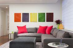 Модульные картины в интерьере: украшаем дизайн комнат современными картинами