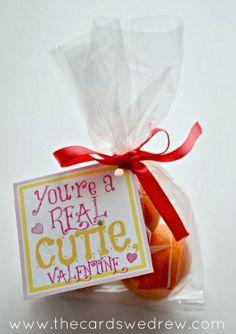 Cutie Valentine Freebie
