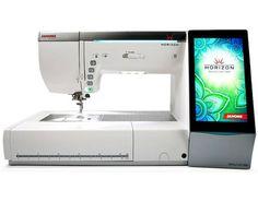 Janome Horizon Memory Craft 15000 Sewing Machine