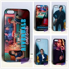 Riverdale fashion cell phone case cover for 4 4s 5 5s 5c SE 6 6s plus 7 plus #KA87 #Affiliate