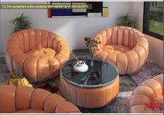 "by Ahmad Nazri Ariffin This Max Tutorial by Ahmad Nazri Ariffin is about How to Model 'Lemon"" Armchair. Ahmad Nazri Ariffin will explain the Process of Modeling Armchair Step by Step. 3ds Max Tutorials, Armchair, Lemon, Modeling, Sofa Chair, Single Sofa, Modeling Photography, Models, Model"
