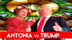 (351) trump vs antonia - YouTube