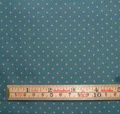 SB Japanese Corduroy Small Dots 100% Cotton Fabric needlecord per metre | eBay