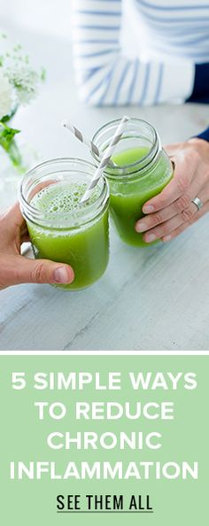 Get my tips for #healing chronic #inflammation! #healthy