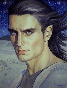 Feanor was a prince of the Noldor, eldest and most beloved son of Finwë. He had the greatest skill of word and hand, a renowned craftsman, gem-smith, and warrior. His most famous deed was the creation of the Silmarils, but he also created the palantíri, and may also have wrought the Fëanorian lamps. In addition, he invented the widely-used Tengwar script. His passionate hatred of Morgoth and terrible oath led directly to the great triumphs and tragedies of the First Age.
