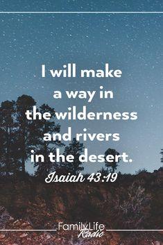 God will make a way! #HopeforYourDay