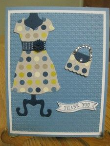 all dressed up stampin up - Google Search