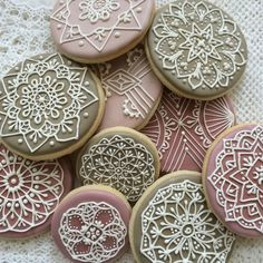 Lacy Cookies