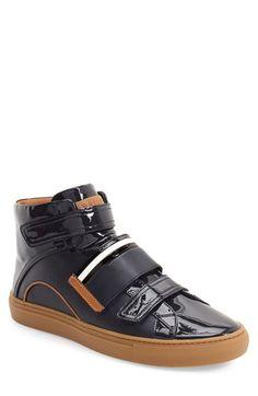 BALLY 'Herick' High Top Sneaker (Men). #bally #shoes #