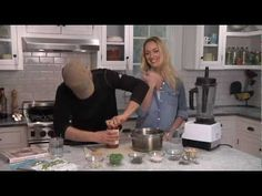 Kris Carr shows you how to make her Vegan Penne a la Vodka recipe!