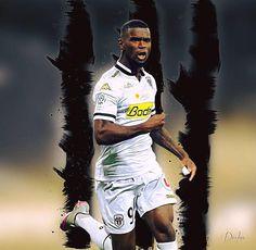 Abdoul Razzagui Camara, milieu offensif @sco_angers
