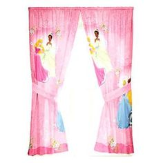 I Pinned This From Shopwiki.com: Disney Princess Kids Bedroom Curtain Drape  Panels,