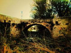 Arco de puentecillas y Puente Mayor.