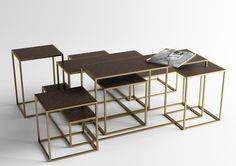 table *navero* designed by studioforma