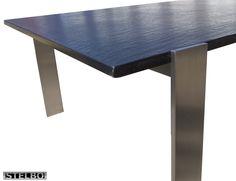 Bordstel model: STELBO414 med bordplade på