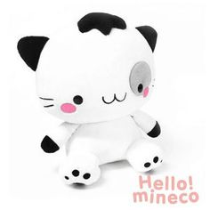 Mineco plush toy Kawaii