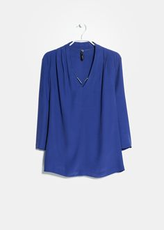 Key Largo Pull Femmes Tricot Fin Manches longues Chemise Oversize look color mix SALE/%