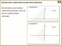 11 best Geometrie images on Pinterest | Calculate triangle, Geometry ...