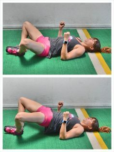 15 Bodyweight Glute Exercises - Frog Shirt - Ideas of Frog Shirt - frog-bridge 12 reps 5 second hold. Next time Ill use my sandbell. Bridge Workout, Glute Bridge, Workout Log, Butt Workout, Boxing Workout, Home Exercise Program, Home Exercise Routines, Workout Programs, At Home Workouts