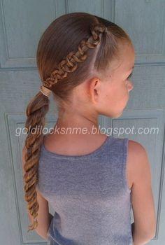 37 creative hairstyle ideas for little girls make hair
