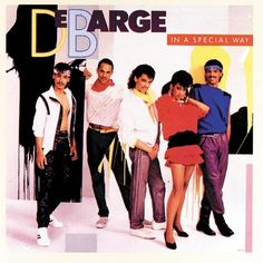 """Debarge, In a Special Way*: Sounding a bit like a cross between Musical Youth, New Edition, and Michael Jackson as well as looking like the fashion rejects from """"Breakin' 2: Electric Boogaloo,"""" this album is also nothing to get excited about. In fact, it has the exact opposite effect in its dragged out and boring 33 minutes of attempt to be cool. It doesn't make it to that cool stage... nor is it all that hot either. 2/8/17"""