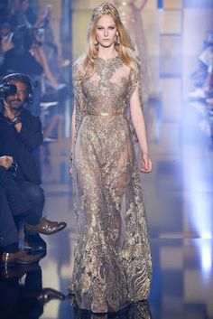The Spell Of Fashion: Elie Saab A/W 2016