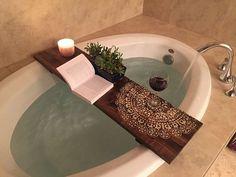 Hey, I found this really awesome Etsy listing at https://www.etsy.com/listing/452492654/bath-caddy-mandala-customize-bath-caddy