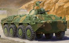 BTR-70 in Afghanistan