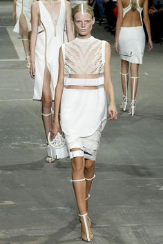 SPRING 2013 READY-TO-WEAR  Alexander Wang leather loves