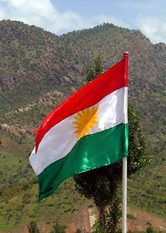 The flag of the (Iraqi) Kurdistan Region as adopted since 1992. Persian, Scenery, Outdoor Decor, Recipes, Cook, Songs, Hair, Beauty, Dresses