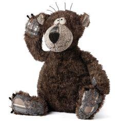 Peluche ours Bonsai Bear (37 cm) : Sigikid - Peluche ours - Berceau Magique