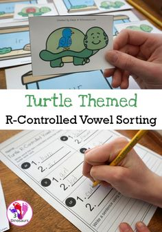 Top Ten Everyday Living Insurance Plan Misconceptions Free Turtle Themed R-Controlled Vowel Sorting - 5 Sorting Mats With 10 Matching Cards Also Includes A Matching Worksheet - R Controlled Vowels Activities, Vowel Activities, Activities For Kids, Reading Activities, Teaching Kids, Teaching Reading, Free Reading, Homeschool Curriculum, Homeschooling
