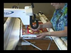 Tensioning The Quilt - with quilting instructor Kimmy Brunner