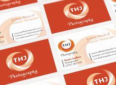 THJ Photography Branding