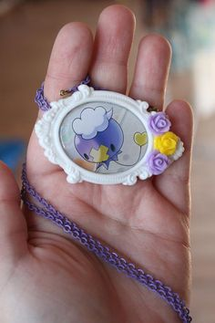 For disliking Drifloon, I am pretty enamored of this necklace!