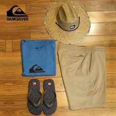 ¡Una combinación perfecta! #Quiksilver #Style