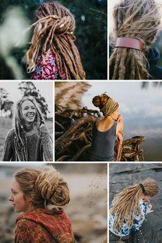 Dreadlock Beads and Accessories Australia Long Dreads, Natural Dreads, Natural Hair Twists, Natural Hair Updo, Natural Hair Styles, Dreadlock Beads, Dread Beads, Dreadlock Shampoo, Dreadlock Accessories