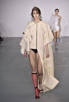 London Fashion Week - Central Saint Martins MA