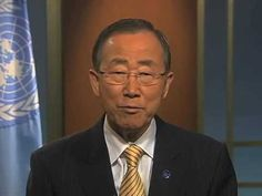 """UN Secretary General Ban Ki-moon advocates for global education. He says, """"Education empowers people with the knowledge, skills and values they need to build a better world.""""   - See more at: http://www.globaleducationfirst.org/289.htm#sthash.8bgv2oMd.dpuf"""
