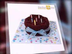 Wer möchte da nicht gerne reinbeißen!? Unsere schokoladige Geburtstagstorte sieht, wie ein Meisterwerk vom Konditor aus. Erst nach genauem Hinsehen erkennt man, dass es sich um ein Meisterwerk