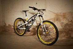 "Yt Industries new bike "" The Capra"""