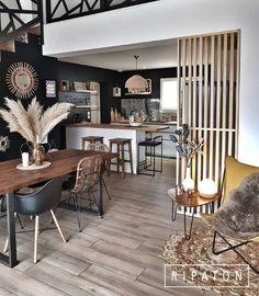 The Best 2019 Interior Design Trends - Interior Design Ideas Home Living Room, Interior Design Living Room, Living Room Decor, Interior Decorating, Dining Room, Sweet Home, House Design, Bar Design, House Styles