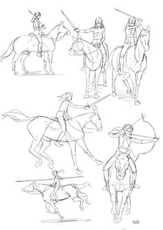 Wonderful Learn To Draw People The Female Body Ideas. Mesmerizing Learn To Draw People The Female Body Ideas. Horse Drawings, Art Drawings Sketches, Animal Drawings, Figure Drawing Reference, Art Reference Poses, Hand Reference, Horse Sketch, Drawing Base, Drawing Tips