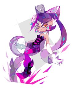 Please check out the artist and please do not steal the art Splatoon 2 Art, Splatoon Comics, Pokemon, Cute Characters, Anime Characters, Splatoon Squid Sisters, Callie And Marie, Gremlins, Nintendo
